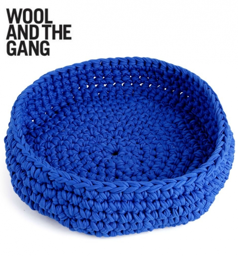 Wool and the gang top crochet patterns - Gang and the wool ...