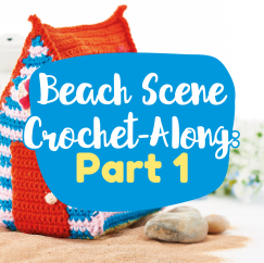 Beach Scene Crochet-Along: Part One
