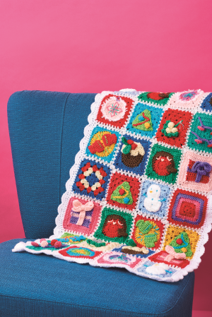 Christmas Blanket: Part 2 Pattern