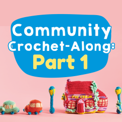 Community Crochet-Along: Part One