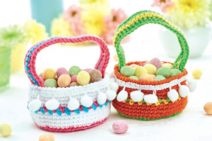 Easter baskets Pattern