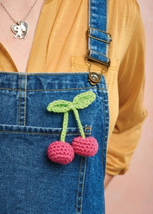 Fruit Brooches Pattern