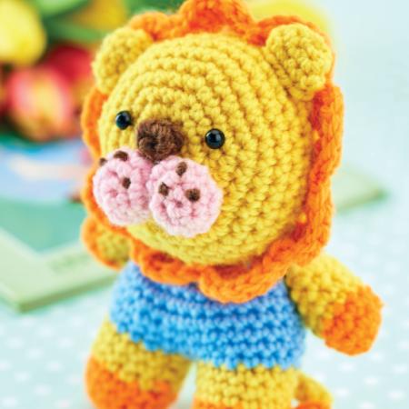 Crochet amigurumi toys | Obby | 450x450