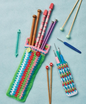Needle and hook cases Pattern