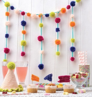 Party Accessories Pattern
