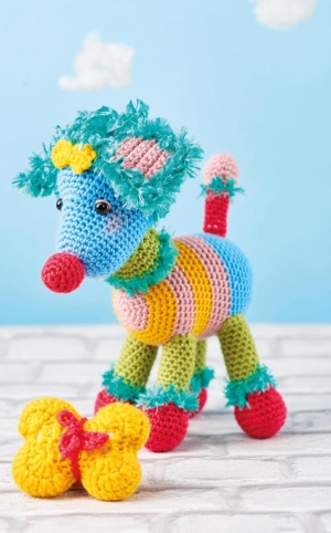 Poodle Toy Pattern