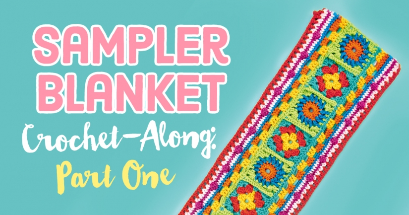 Sampler Blanket Crochet-Along: Part One