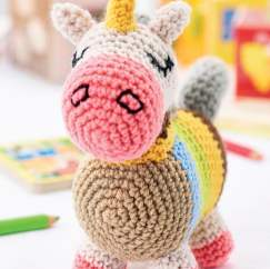Stripy Unicorn