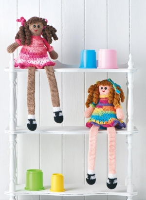 Sweet dolls Pattern