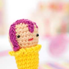 Amigurumi ice creams