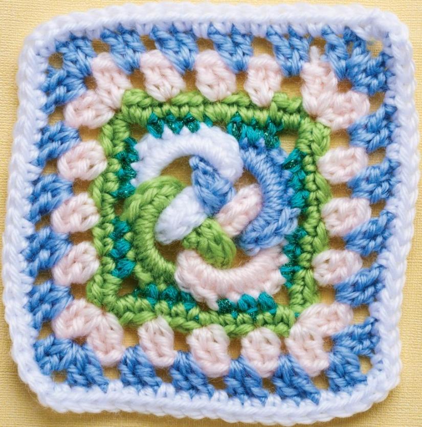 Corinne Bradd Top Crochet Patterns