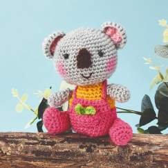 Knit & Crochet Koalas