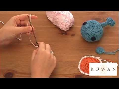How to Crochet: amigurumi (1), with Rowan Yarns and Purplelinda Crafts