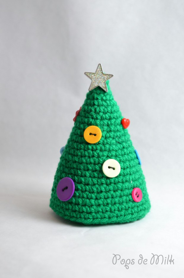 15 Free Christmas Decoration Crochet Patterns Top Crochet Patterns