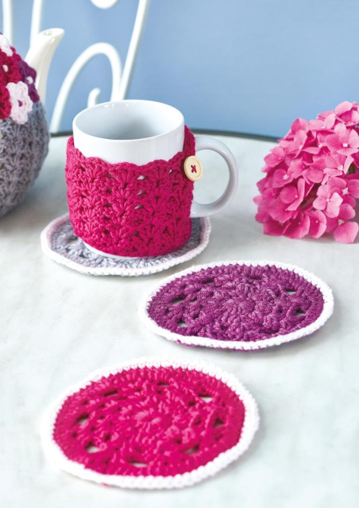 14 Free Patterns For A Rainy Day