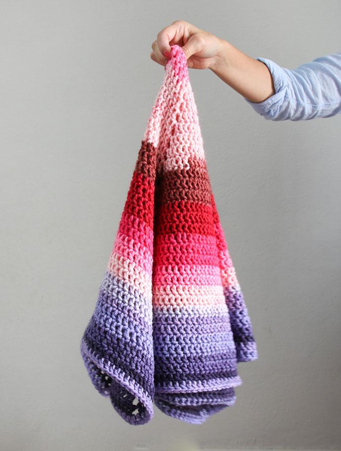 Yarn Cake Blanket