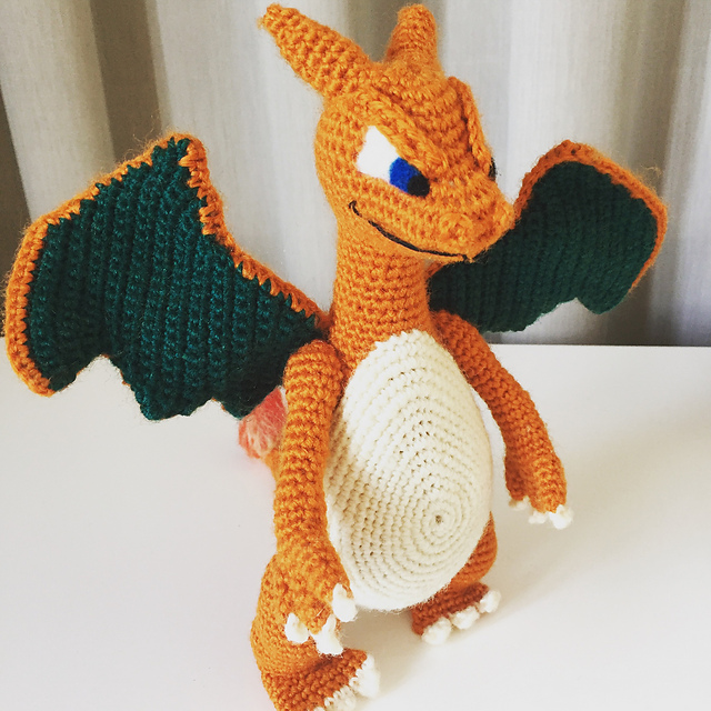 11 Crochet Pokemon Youll Want To Have A Go At Top Crochet