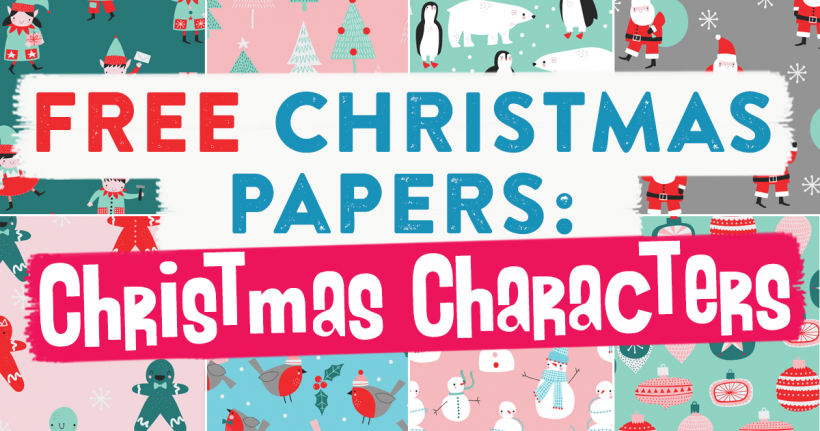 https://www.papercraftermagazine.co.uk/downloads/free-christmas-papers-christmas-characters