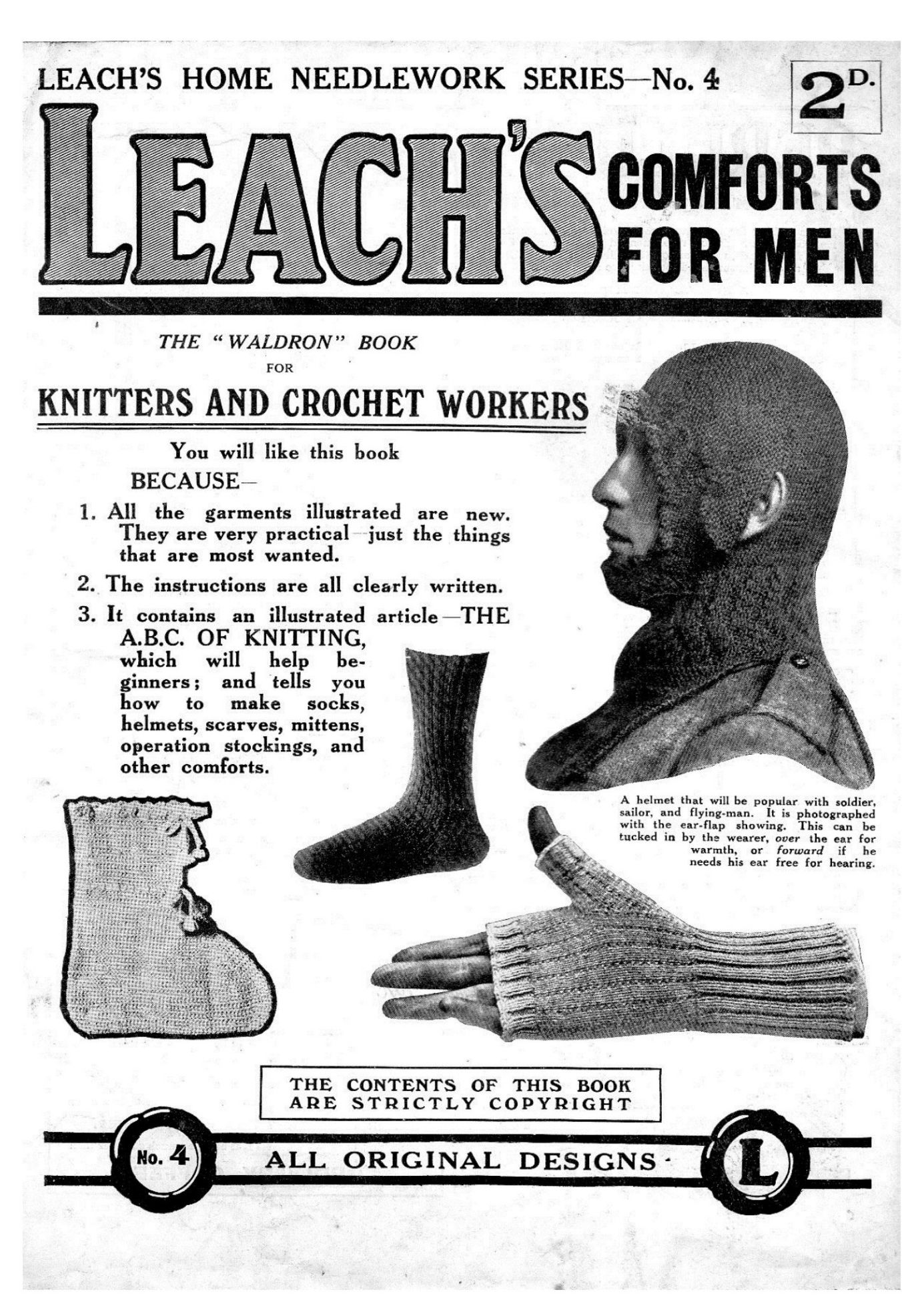 Comforts for men