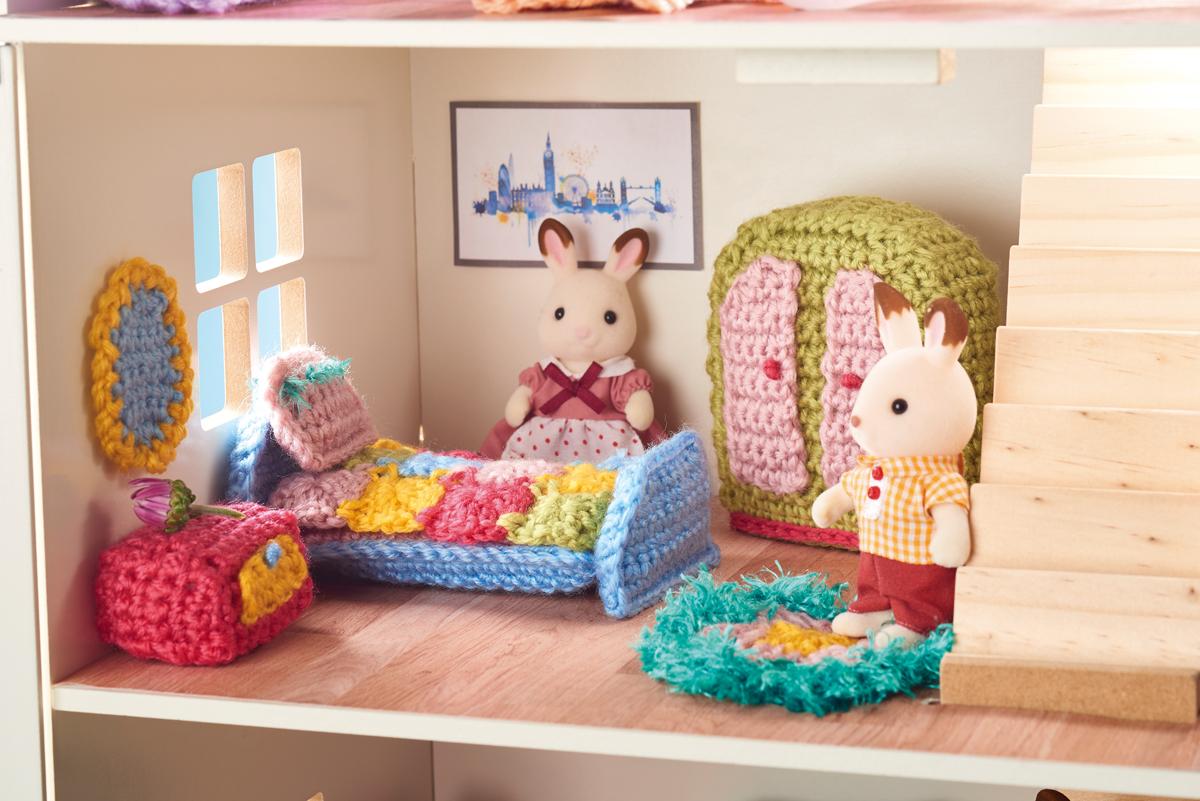 Crochet Bedroom Furniture