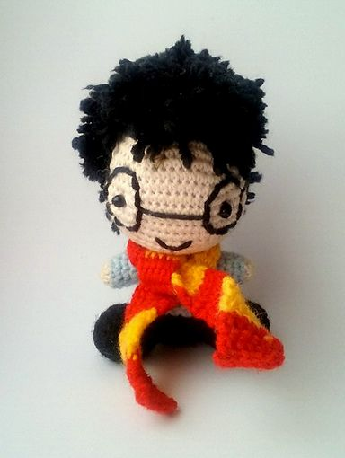16 Magical Harry Potter Patterns For Muggles Top Crochet