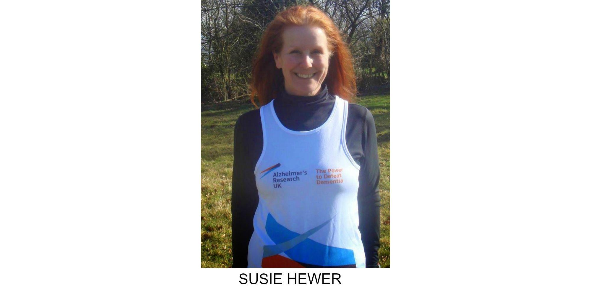 Susie Hewer