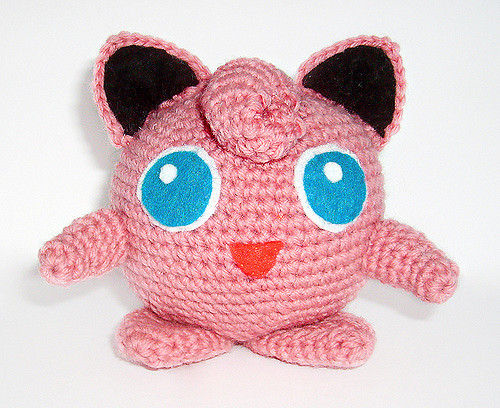 Amigurumi Pokemon Wolfdreamer : 11 Crochet Pokemon You ll Want to Have a GO At Top ...