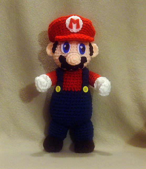 11 Free Patterns For Nintendo Buffs Top Crochet Patterns Blog