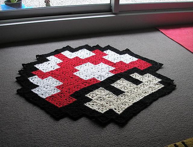 Amigurumi Nintendo : Free patterns for nintendo buffs top crochet pattern