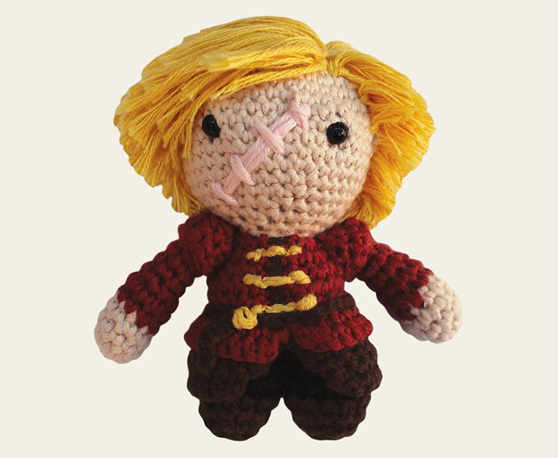 Amigurumi Patterns Wolf : Patterns for game of thrones addicts top crochet pattern