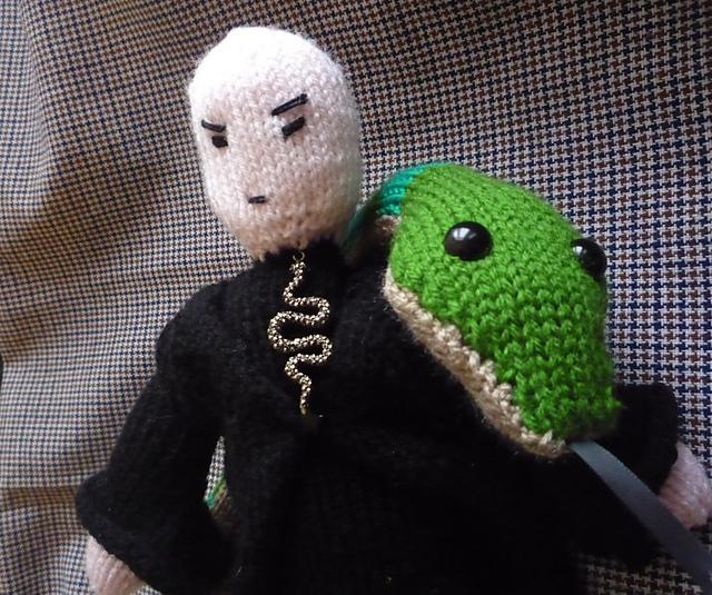 16 Magical Harry Potter Patterns For Muggles Top Crochet Patterns Blog