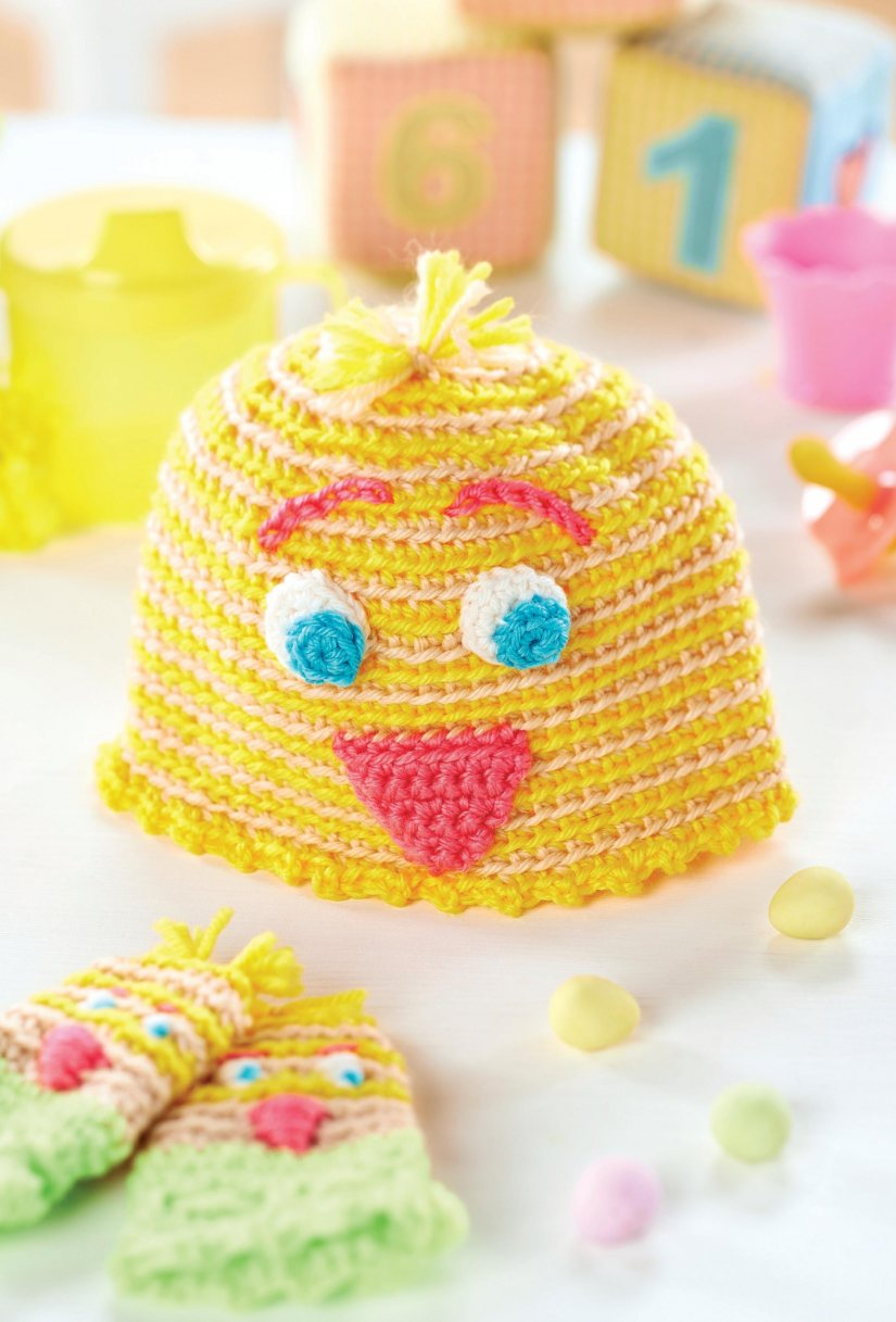 13 FREE Crochet Easter Projects