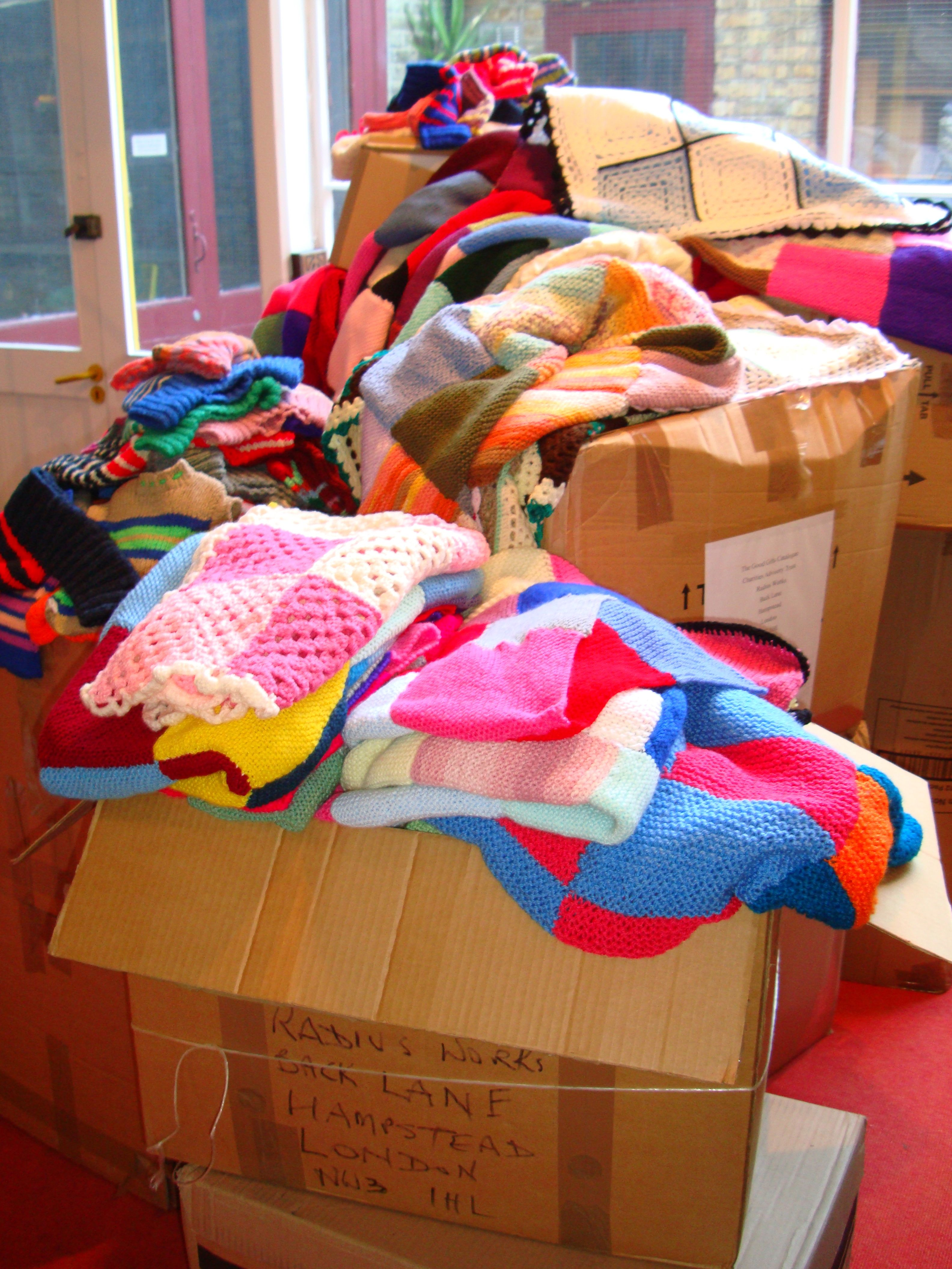 Top Places To Donate Clothes