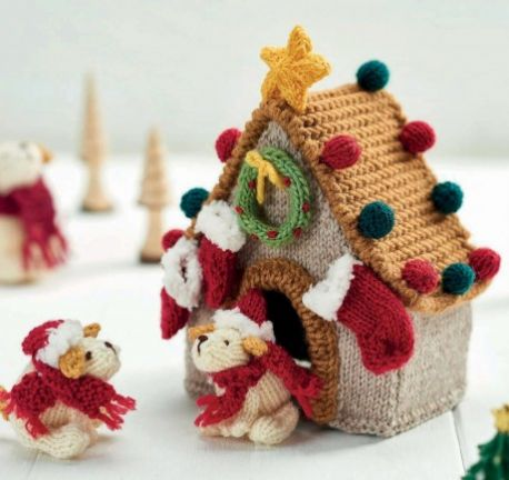 75 FREE CHRISTMAS PATTERNS