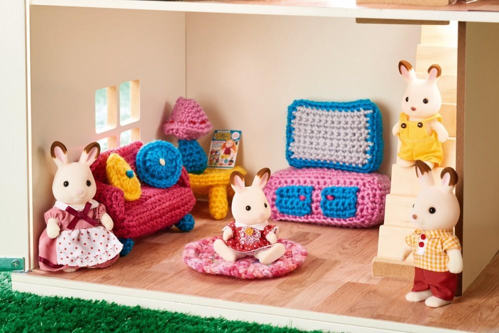 Crochet Living Room Furniture