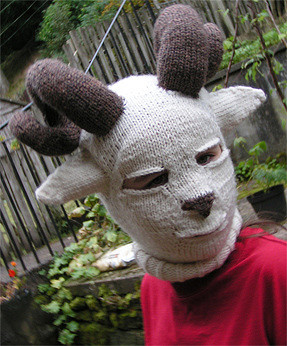 These 15 Woolly Masks Will Give You Nightmares Top