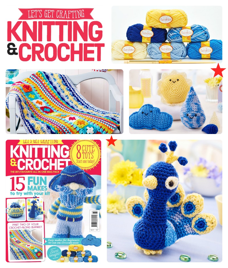 LGC Knitting & Crochet issue 72 preview