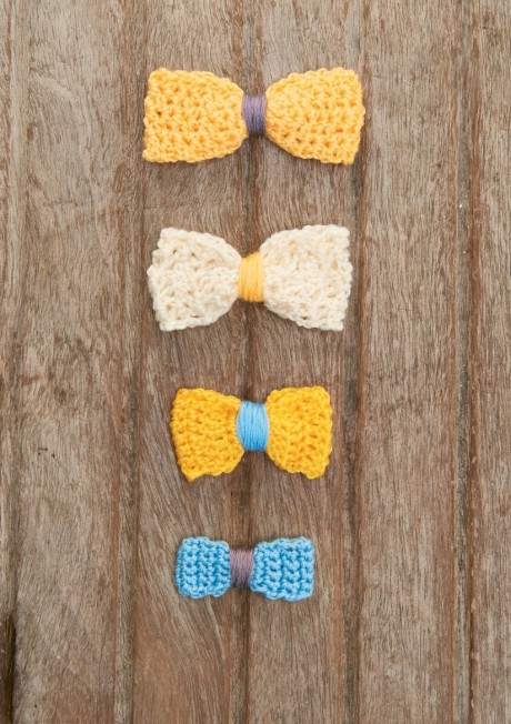 9 FREE Patterns To Crochet With Your Kids This Summer!