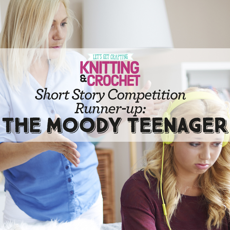 LGC Short Story Competition Runner-up: THE MOODY TEENAGER