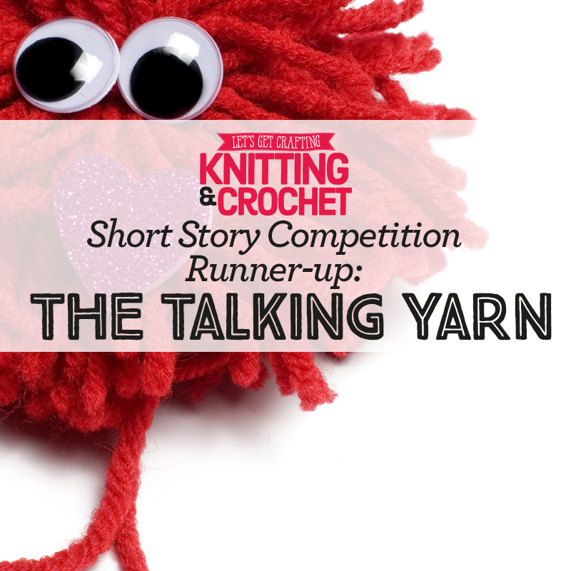 LGC Short Story Competition Runner-up: THE TALKING YARN
