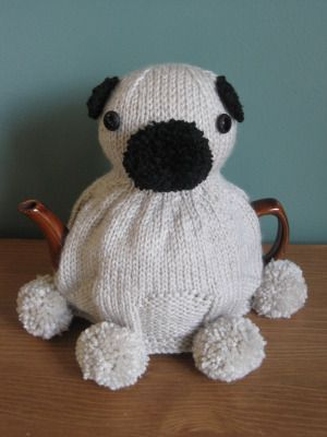 11 Patterns For People Who Love Pugs Top Crochet Pattern ...