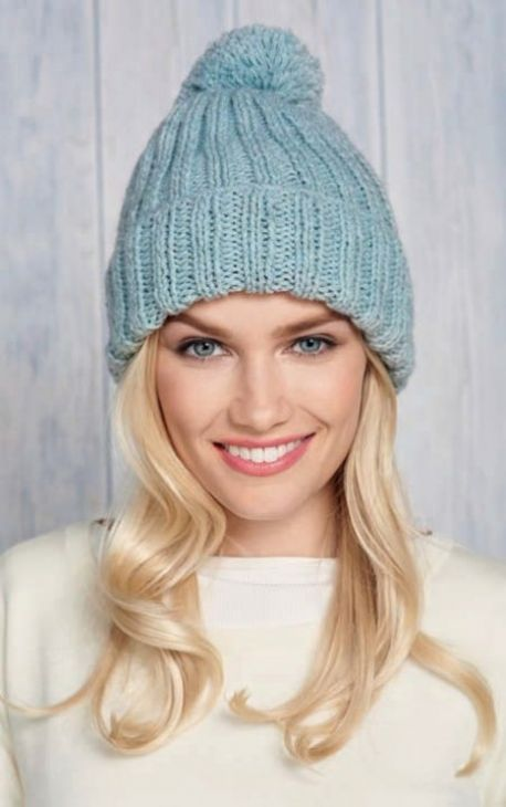 Beginner Bobble Hat Knitting Pattern : Wear A Hat Day! Top Crochet Pattern Blog