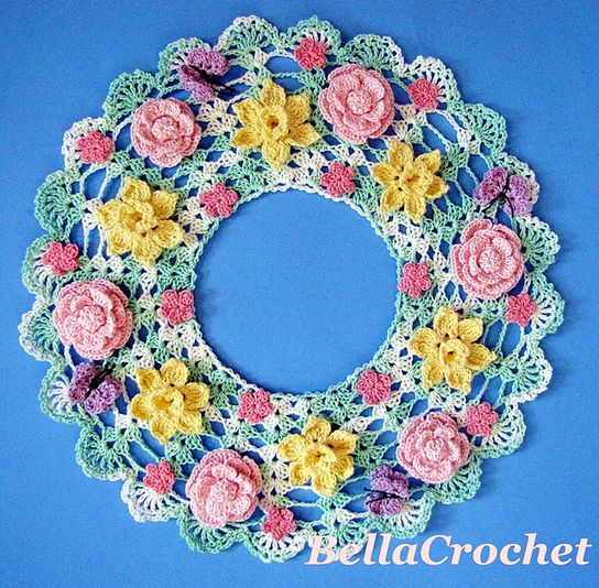 9 Crochet Projects For Mother's Day