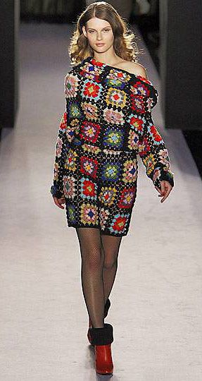 9 Times Crochet Was On The Catwalk