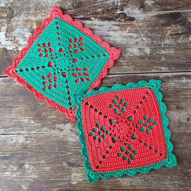 14 Stunning Squares To Crochet Today Top Crochet Patterns Blog