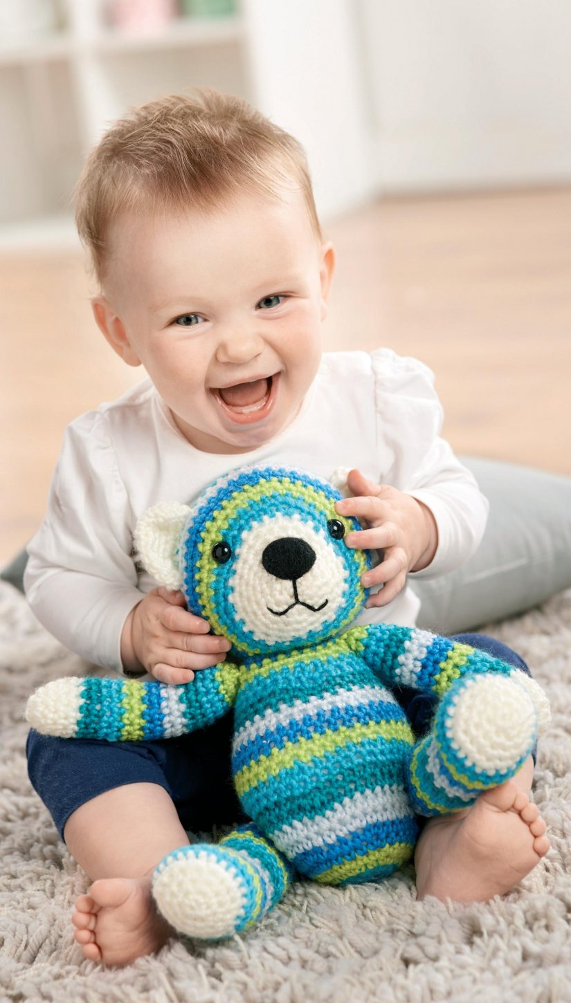 Toy Crochet Patterns