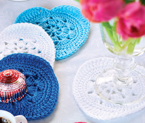 Homewares Crochet Patterns