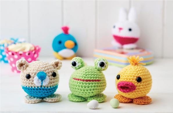 Amigurumi Animals : 100s free crochet patterns : Page 1
