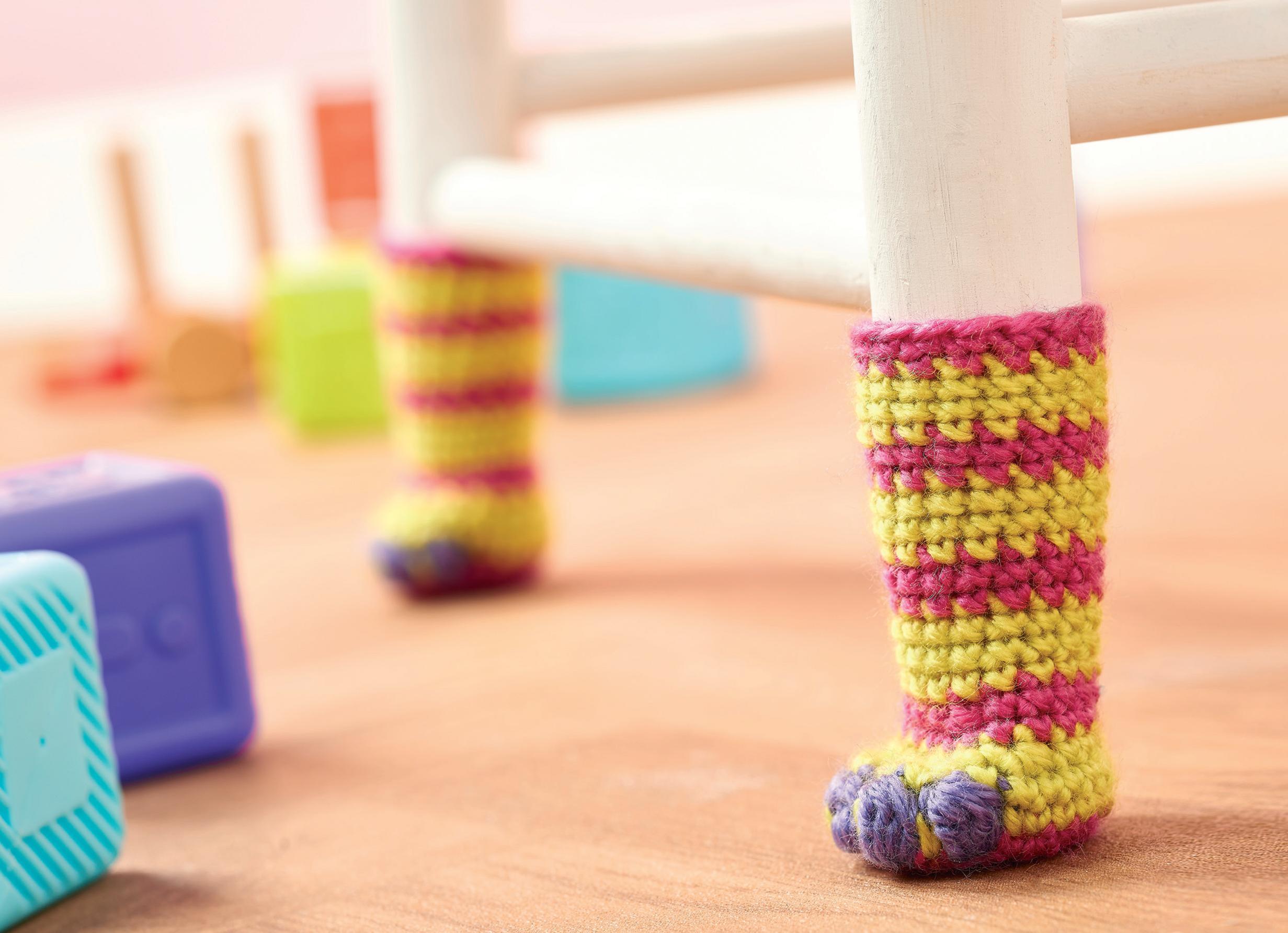 Chair Socks  Top Crochet Patterns