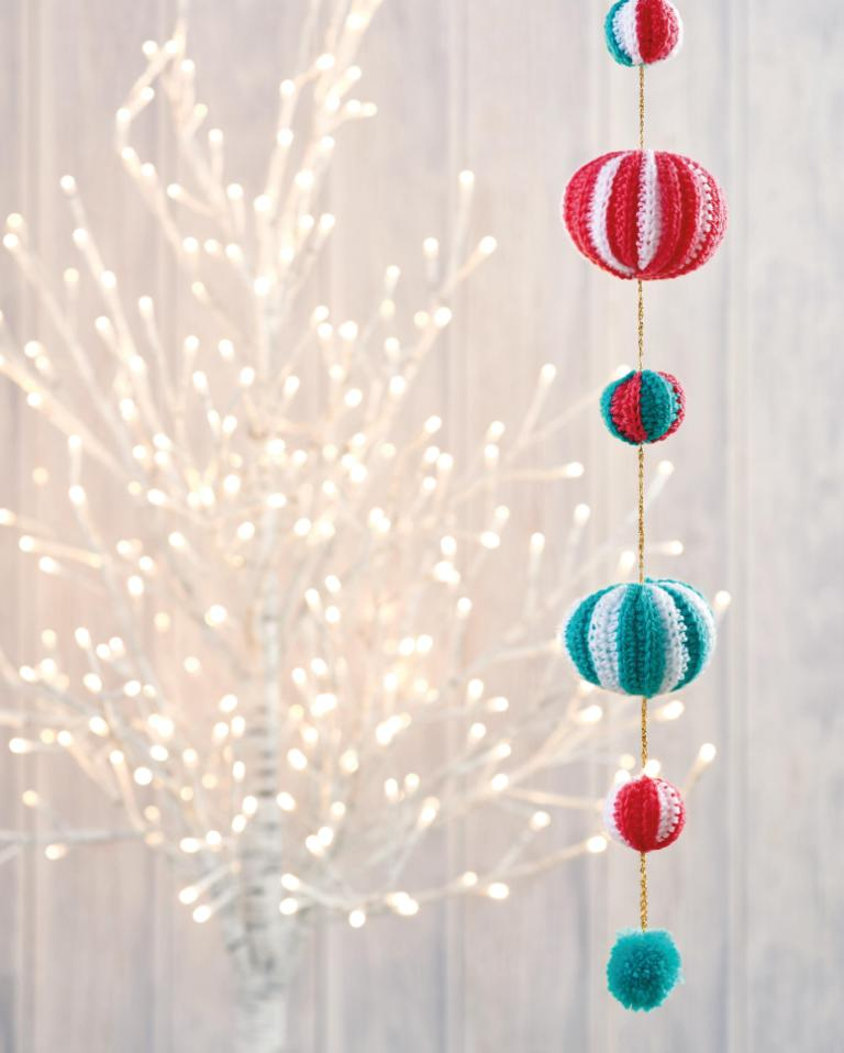 Christmas Bauble Hanging